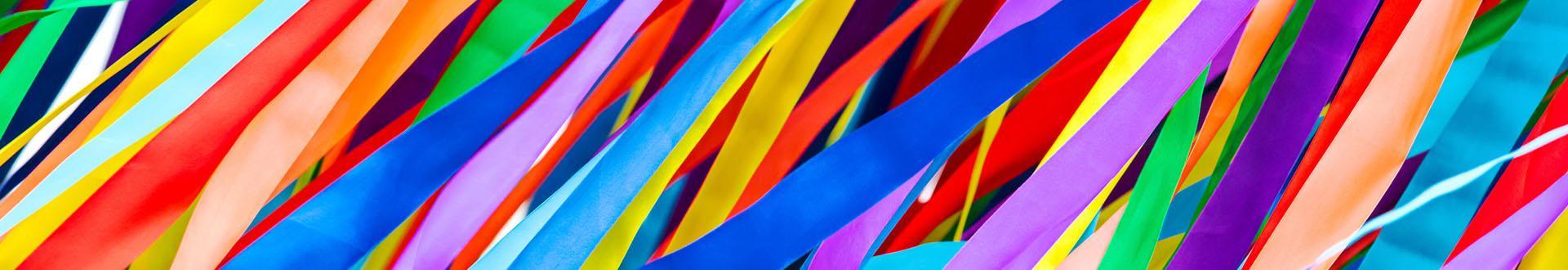 Kolorowa bibuła